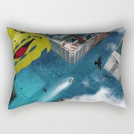 The Flood Rectangular Pillow