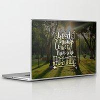 hustle Laptop & iPad Skins featuring Hustle! by Art4Anj