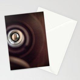 Peep Hole Stationery Cards
