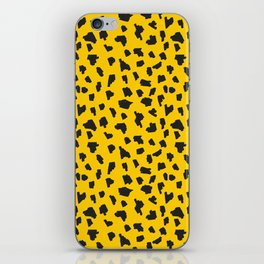 Wild Yellow Fall 2018 Collection iPhone Skin