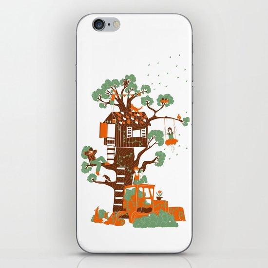 Mon arbre iPhone & iPod Skin