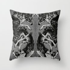 Lukko Throw Pillow