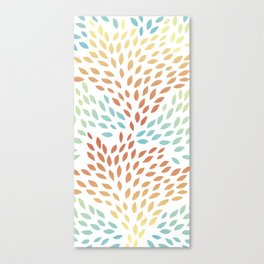 Uplift in Color Canvas Print