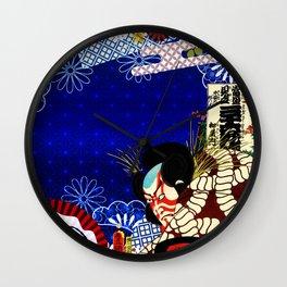 幻想 (Illusions) Wall Clock