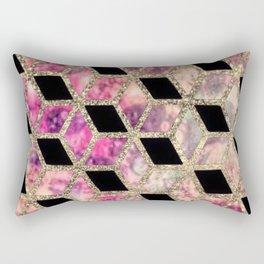 art 97 Rectangular Pillow