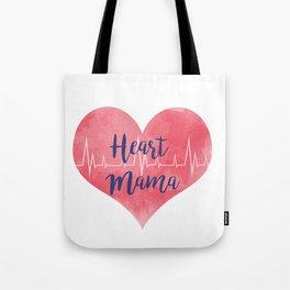 Heart Mama Tote Bag