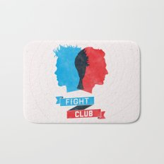 Fight Club Bath Mat