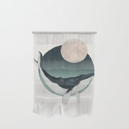 by the light of the moon Wall Hanging