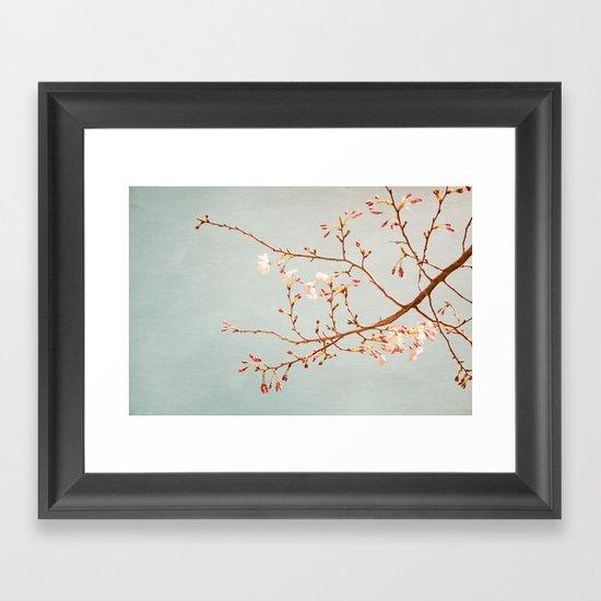 Painted Sky Framed Art Print