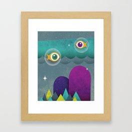 Lakeshore Drive #3 Framed Art Print