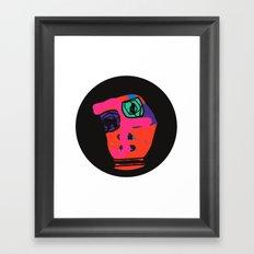 i still belive. Framed Art Print