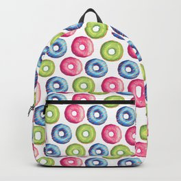 Donuts 2 Pattern Backpack