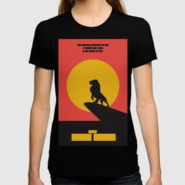 The Lion King Simple Series T-shirt