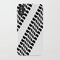 truck iPhone & iPod Cases featuring Tyre Truck by Arhipelago
