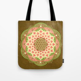 Flower of Life 6 Tote Bag