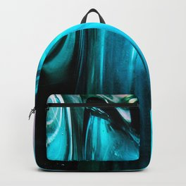 Glass Abstract Backpack