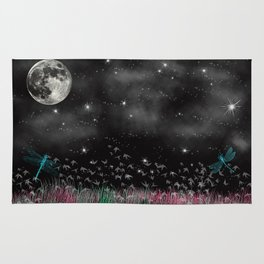 Night Critters Rug
