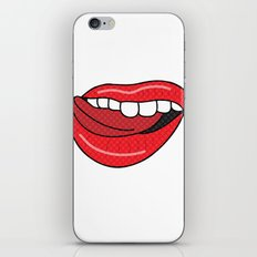 sexy lips 03 iPhone & iPod Skin