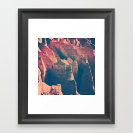Hoodoos Framed Art Print
