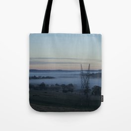 The Land of Fog Tote Bag