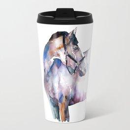 Horse #2 Travel Mug