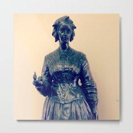Florence Nightingale Metal Print