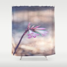 Standing Beauty Shower Curtain