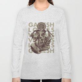 Ganesh Long Sleeve T-shirt