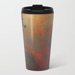 Carmine Path Travel Mug