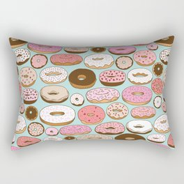 Donut Wonderland Rectangular Pillow