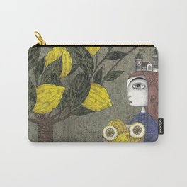 The Lemon Picker Carry-All Pouch