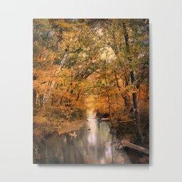 Autumn Riches II Metal Print