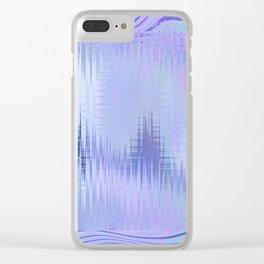 Glytch 05 Clear iPhone Case
