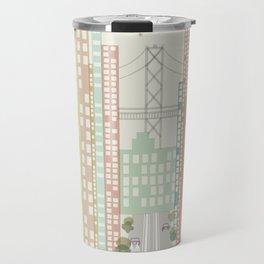California Street Travel Mug