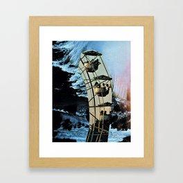 capitalism Framed Art Print