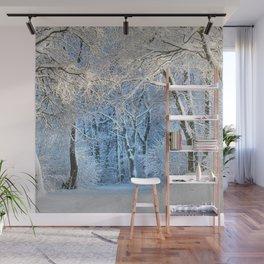 Another winter wonderland Wall Mural