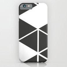 T R I _ N G L S (BLK) Slim Case iPhone 6s