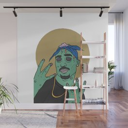 Artist of all the time Wall Mural