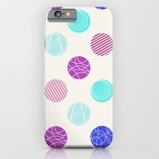 Calm Spots Slim Case iPhone 6s