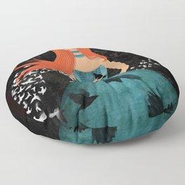 The Truth Is Hidden Behind The Dreamer Floor Pillow