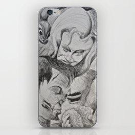 Forbidden iPhone Skin
