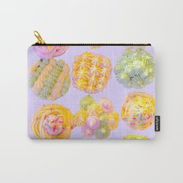 Vanilla Cupcakes Carry-All Pouch