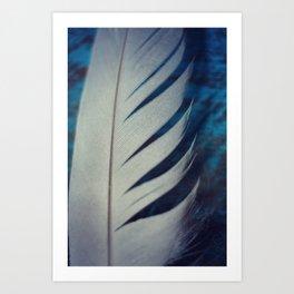 Delicate Endeavors Art Print