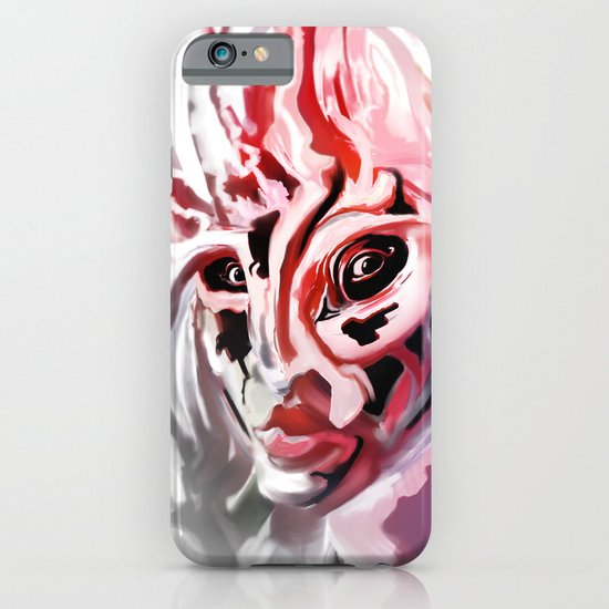 Masked iPhone & iPod Case
