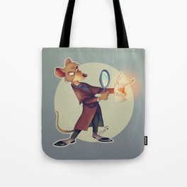 Basil, the great mouse detective! Tote Bag