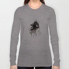 Miseria de los miserables (sketch version) Long Sleeve T-shirt
