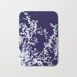 Autumn Blues Bath Mat