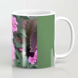 Lil Pink Flowers Coffee Mug