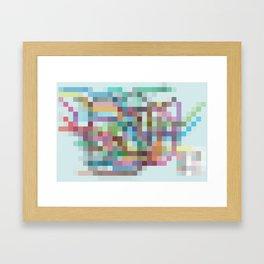 Metoro Framed Art Print