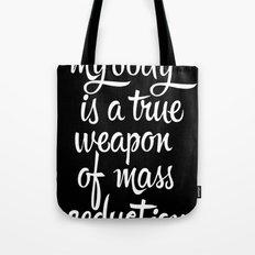 MASS SEDUCTION Tote Bag